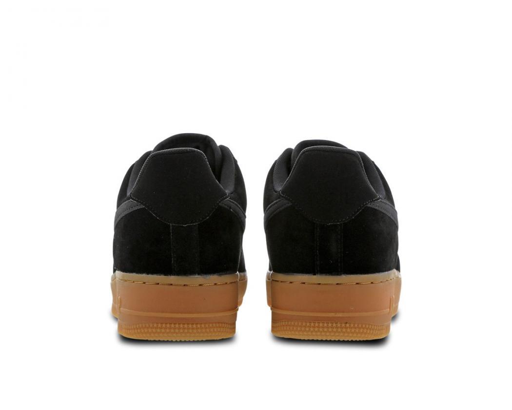 air force 1 noir et marron