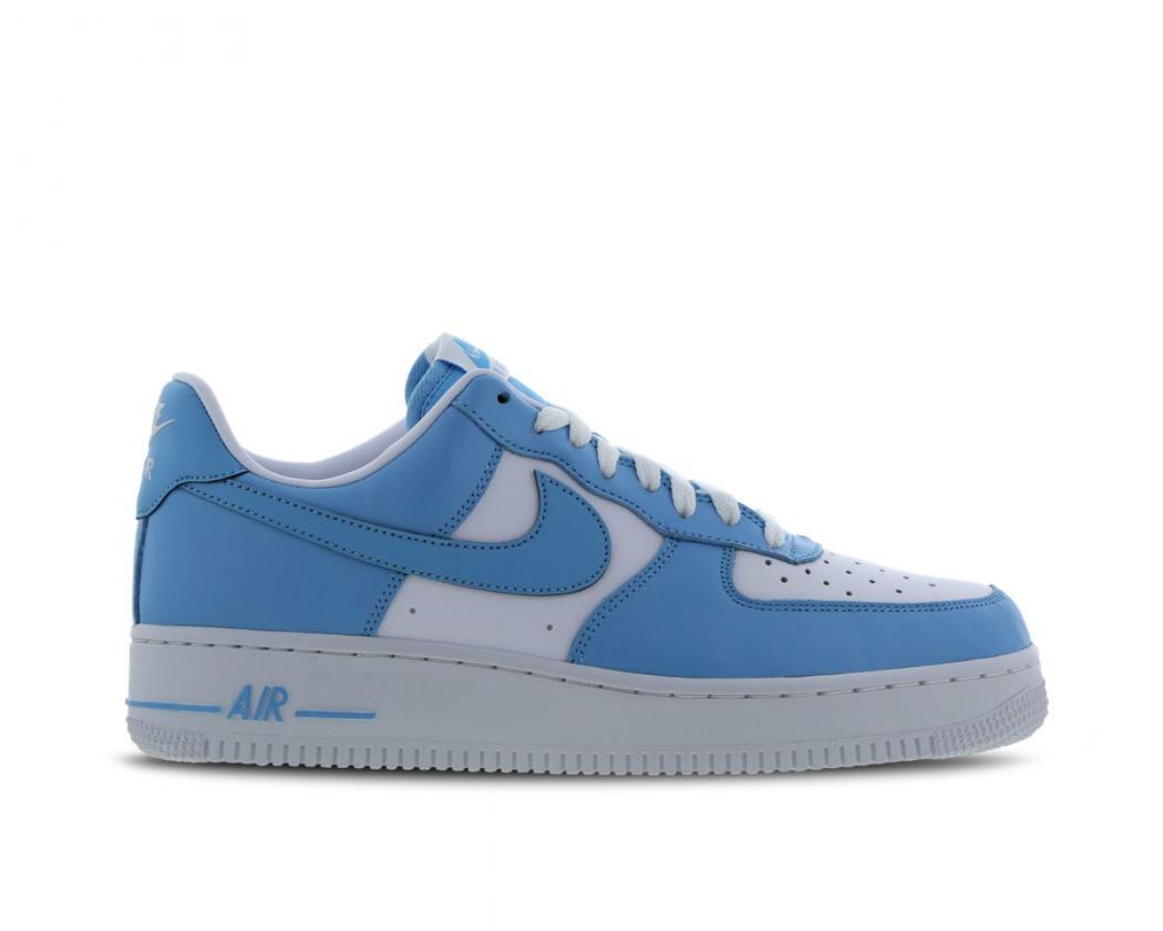 nike air force 1 bleu et blanc