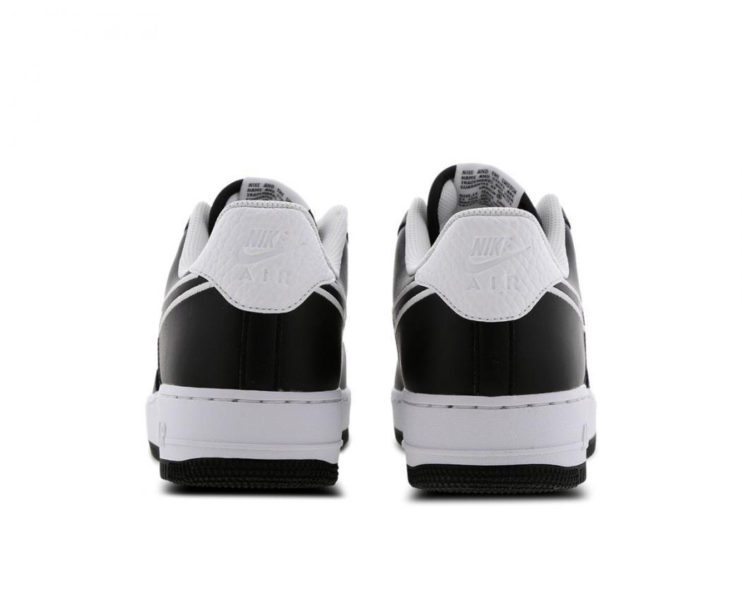 Low · Nike Danzón Blanc Force BasketballHomme Air Noir 1 Pérez SVMzpU