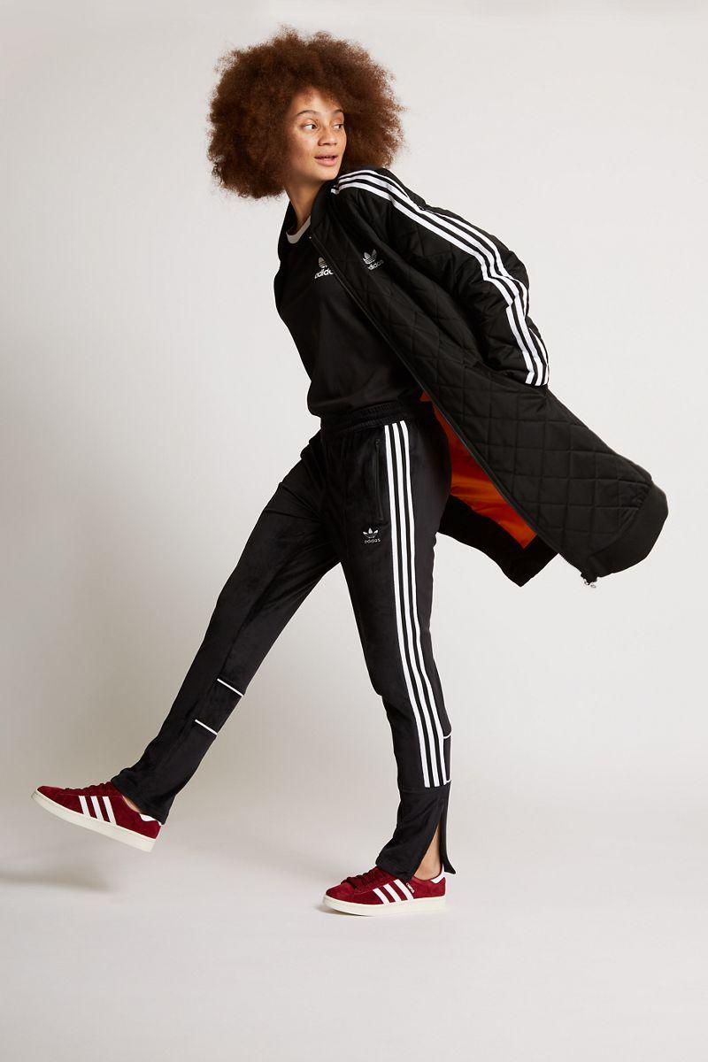 bomber adidas noir femme