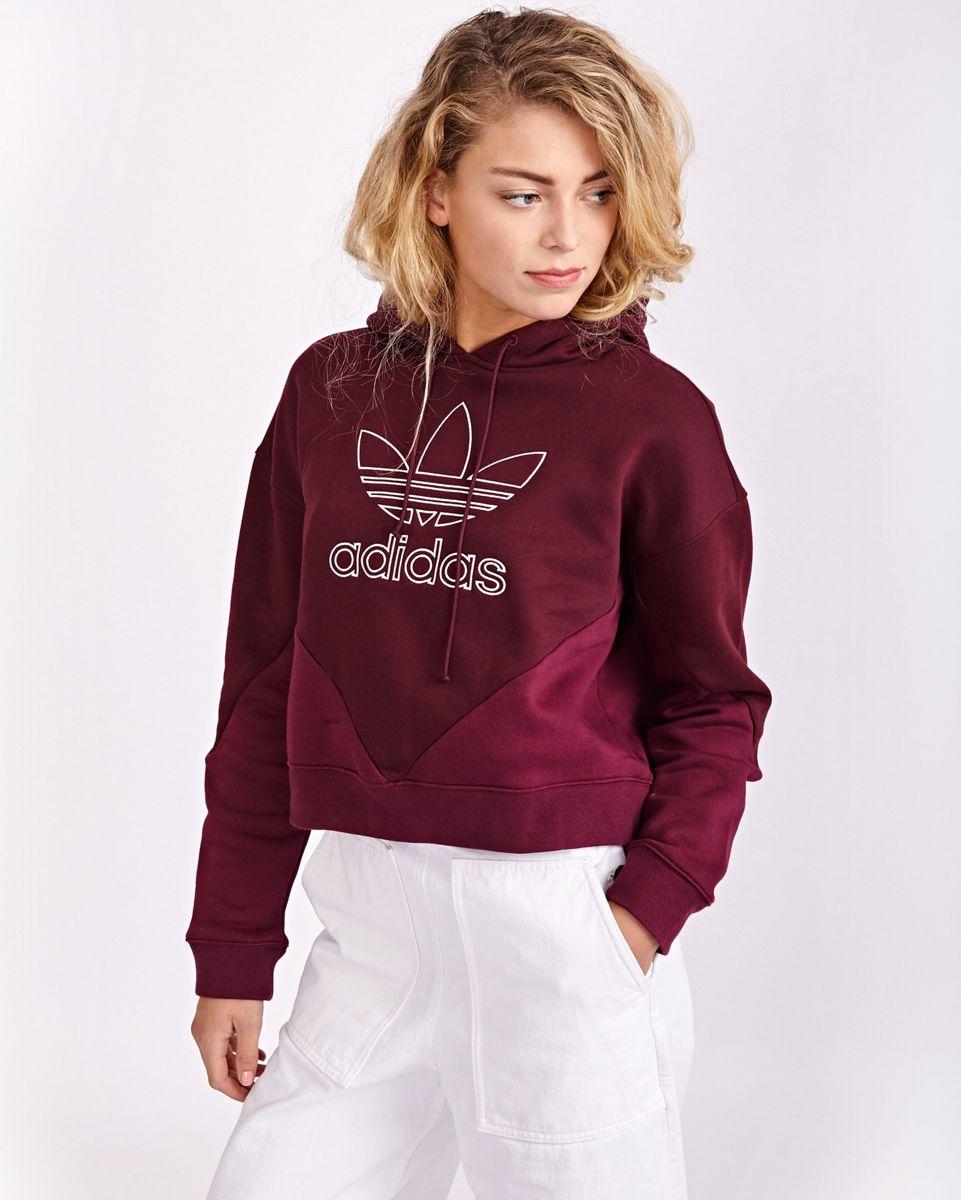 adidas sweatshirt femme
