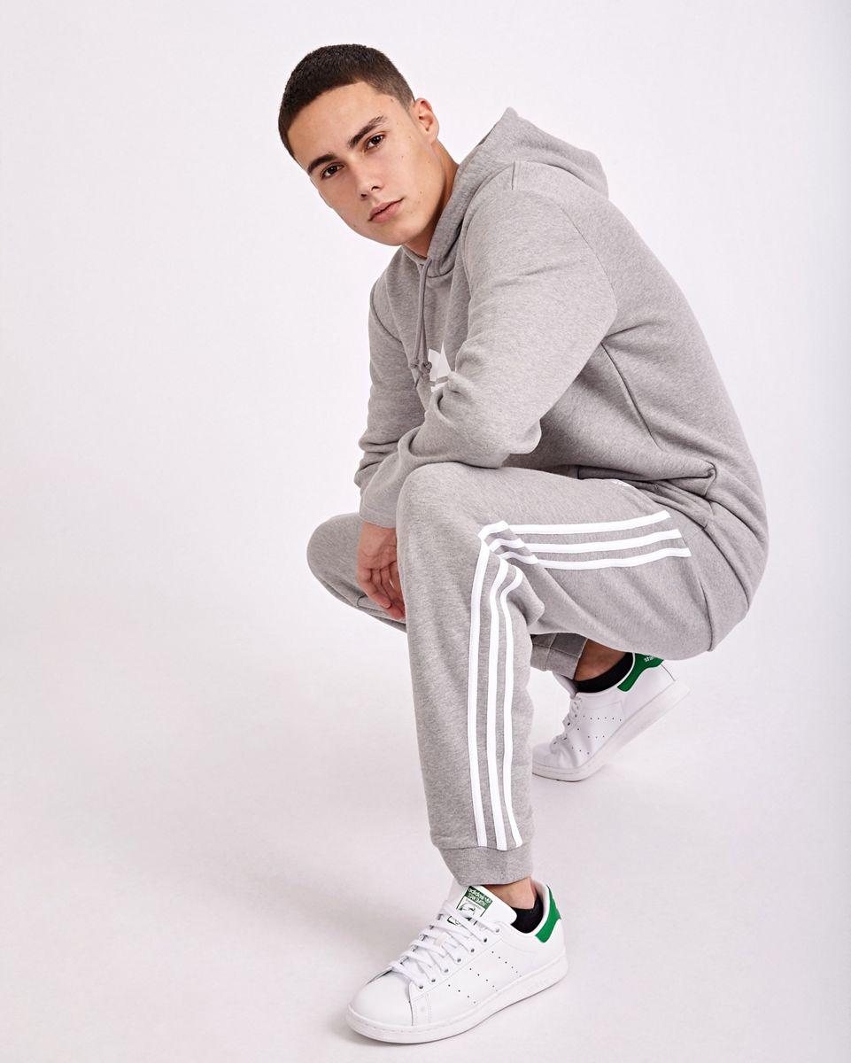 pantalon adidas blanc homme