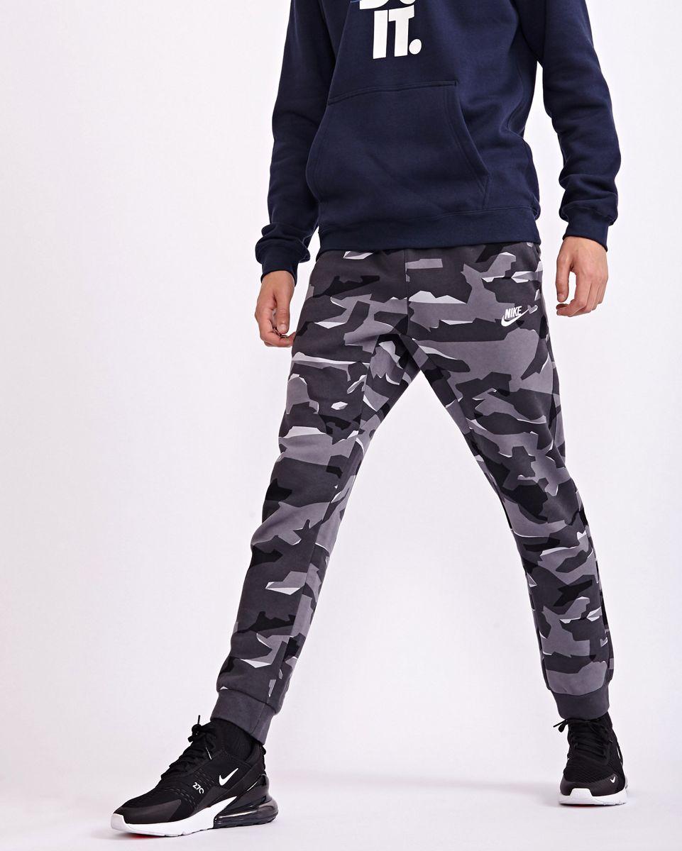 nike pantalon homme noir