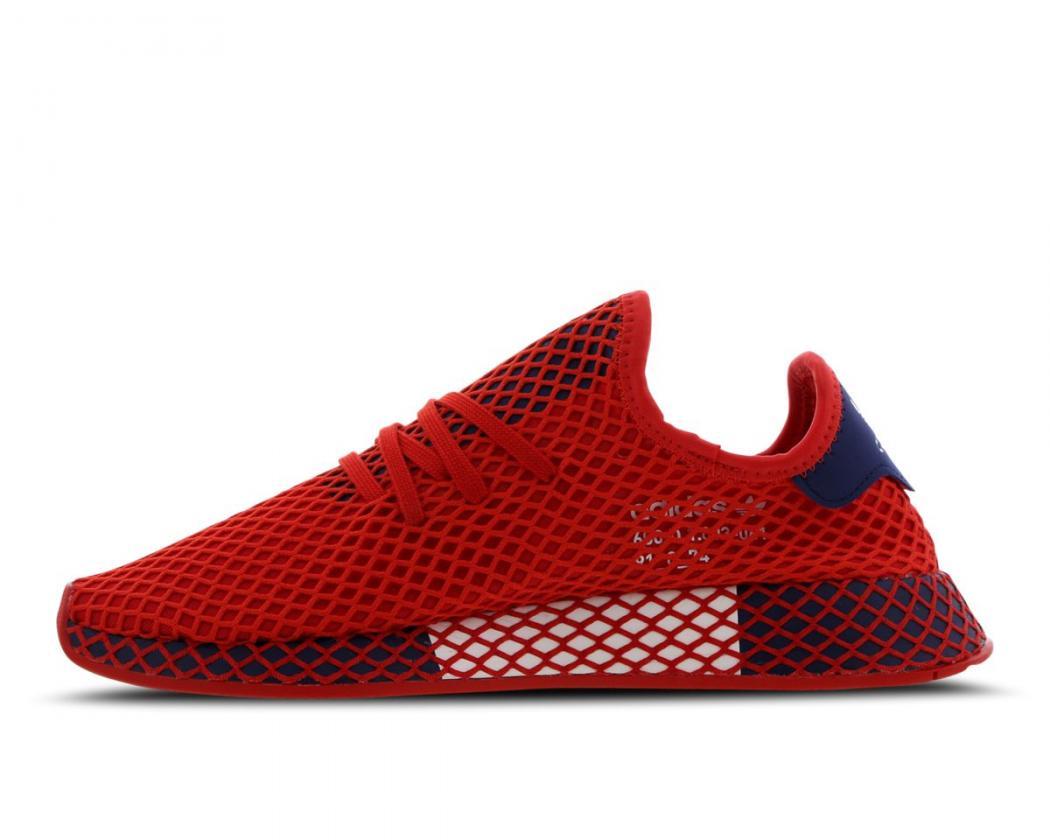Running | Homme adidas Deerupt Rouge · Danzón Pérez