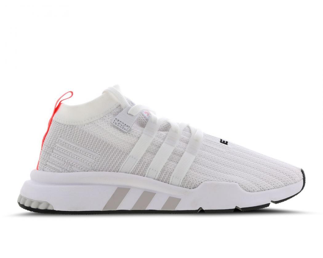 adidas eqt support blanc