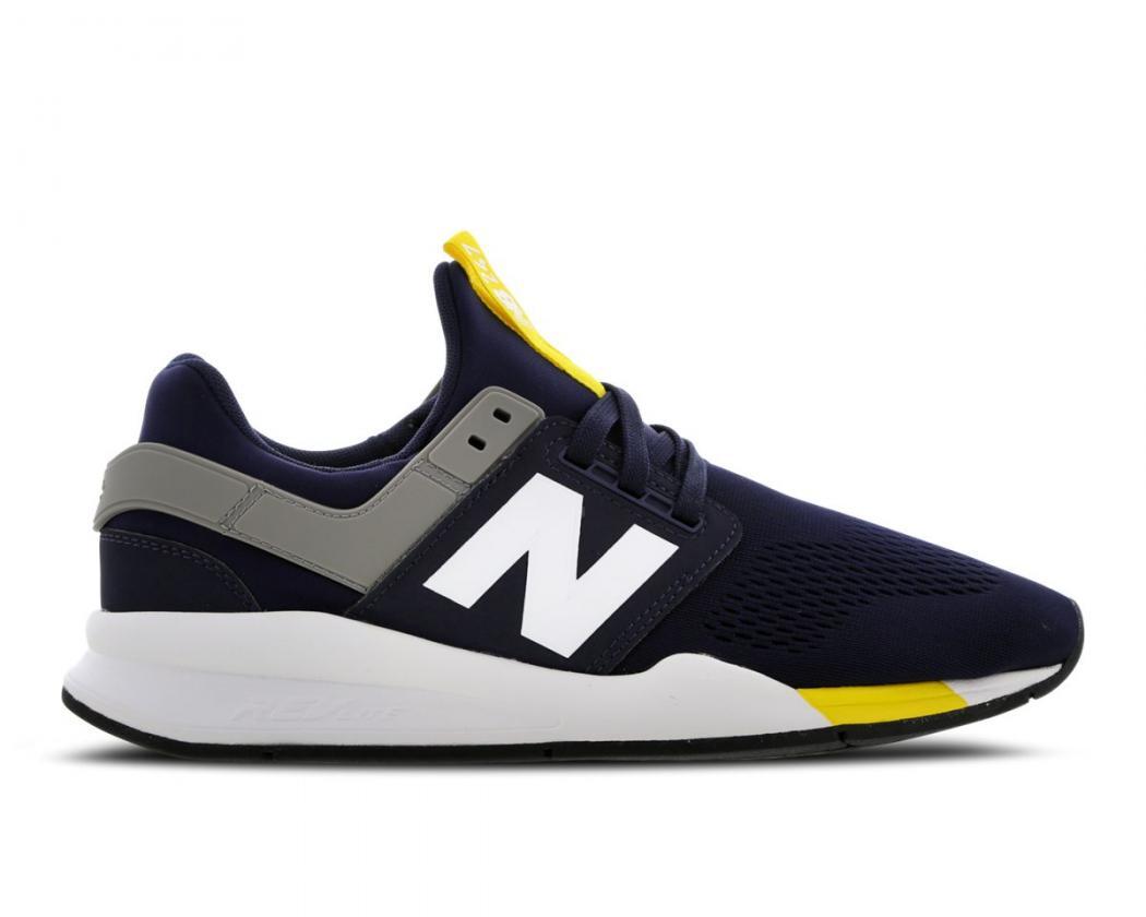 Running | Homme New Balance 247 V2 Blanc / Jaune · Danzón Pérez
