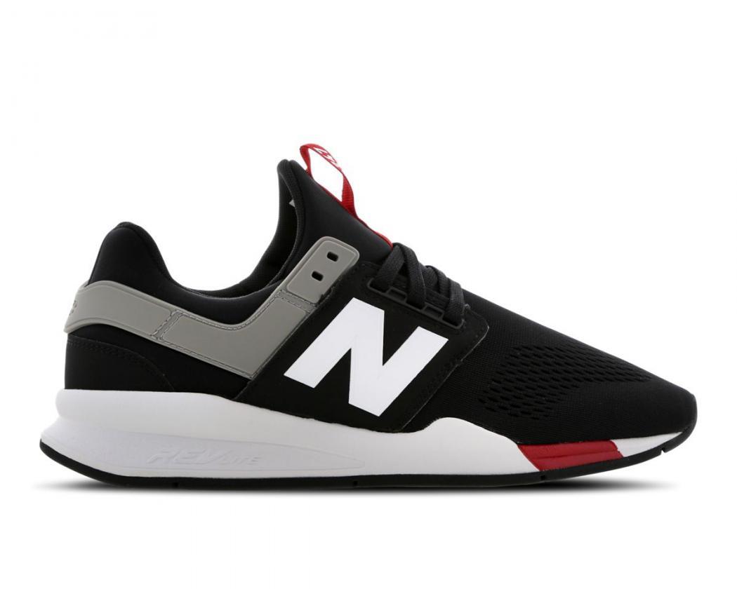 Running | Homme New Balance 247 V2 Blanc / Noir / Rouge · Danzón Pérez