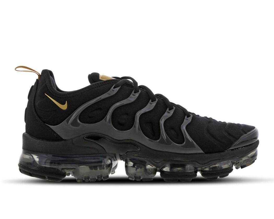 Running | Homme Nike Air Vapormax Plus Noir / Or · Danzón Pérez