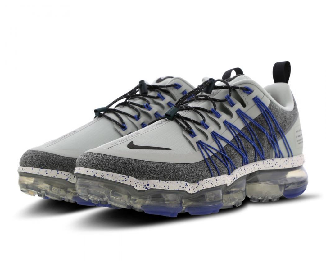 vapormax gris et bleu