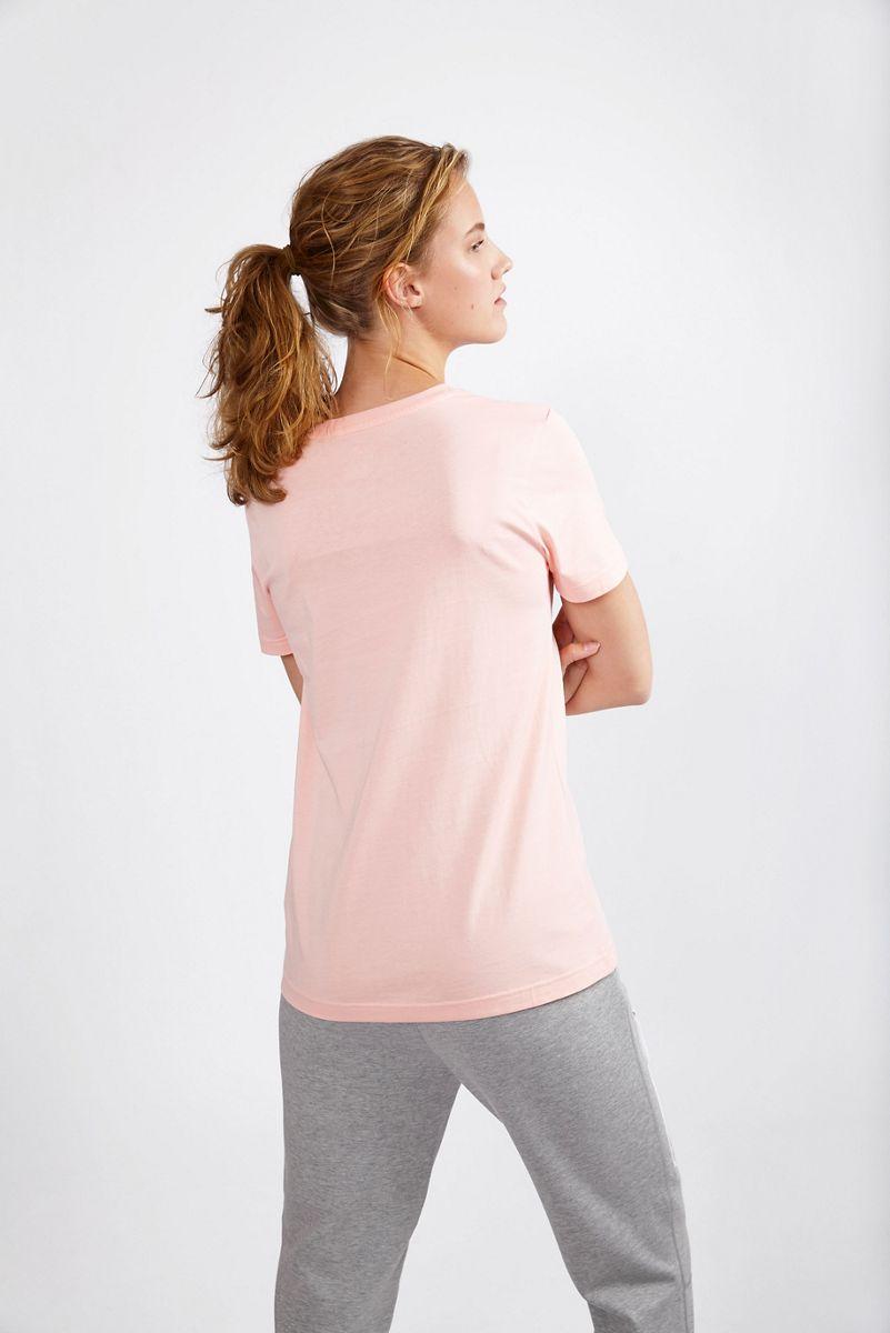 tee shirt femme nike rose