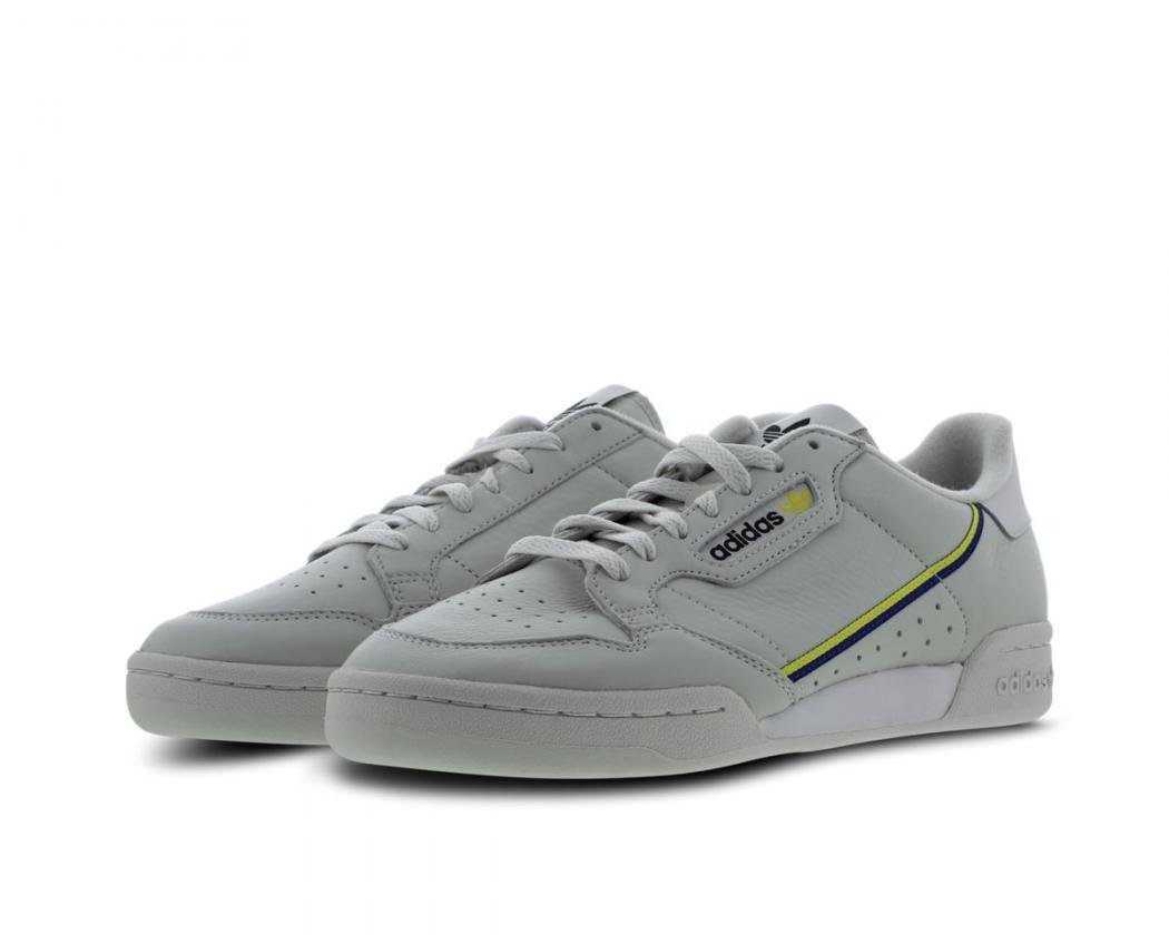 Tennis | Homme adidas Continental 80 Gris / Jaune · Danzón Pérez